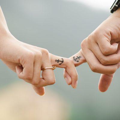 Tattoo met je geliefde, iets voor jou?