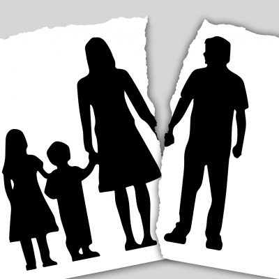 Steeds meer echtscheidingen