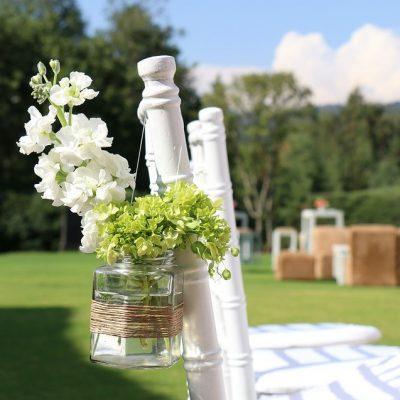 4 decoratietips voor op je bruiloft
