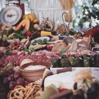 Maak jouw bruiloft af met de leukste catering ideeën
