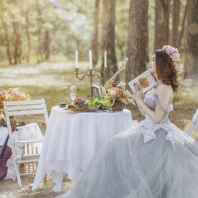 Een bruiloft met een speciaal thema organiseren