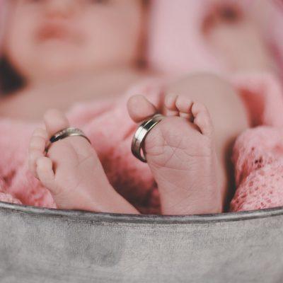 Trouwen met een pasgeboren baby: 3 tips!